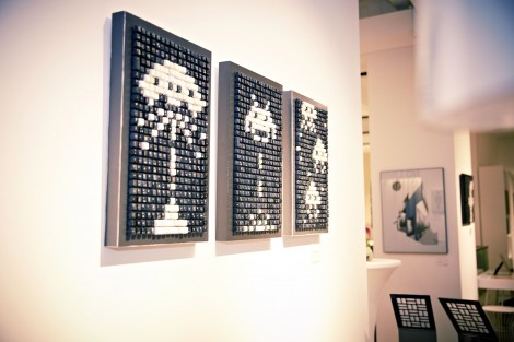 invader one, two & three